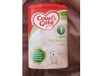 Cow & Gate first infant formula