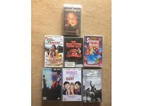 VCR Cassettes/Videos