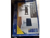 Large corner TV wall bracket