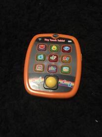 Vtech tiny tablet