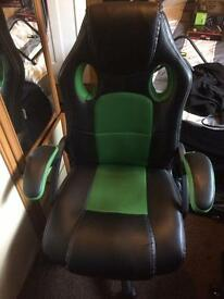 Gaming chair Pc/Ps4/Xbox