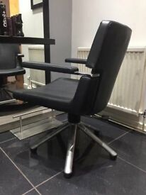 HAIR SALON STYLING CHAIR