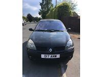 Renault Clio 04 Plate - Failed MOT Collection Only