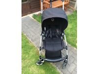 Bugaboo Bee Plus - 2 button fold
