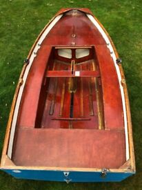 Mirror Sailing Dinghy - Sail No 5782