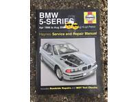 Haynes Manual BMW 5 series