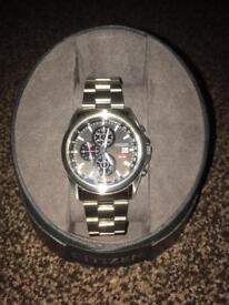 Brand new citizen chronograph wr100