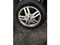 Ford Alloy Wheels 4X108