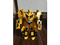 Transformers large bumble bee