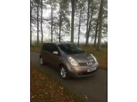 Nissan Note MOT 12 months low milage