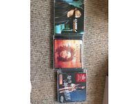 Amy Winehouse,Ll cool j and Lauren hill cds