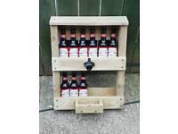 Wall Beer bottle holder