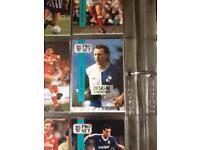FOOTBALL. CARDS