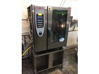 Rational 10 Grid Gas SCC101 Care Control Oven