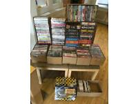 Huge Bundle Job Lot Of Brand new Sealed Dvds. Good titles. 250 approx. Bargain.