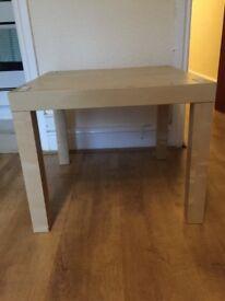 FREE Malm Ikea coffee table