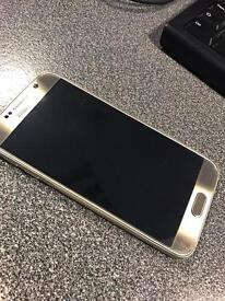 Samsu galaxy s6 gold