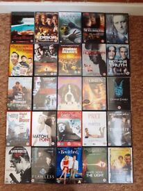 25 DVD bundle - a