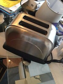 two slice stainless steel toaster by tesco for sale in Cardiff