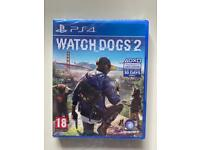 Watchdogs 2 PS4 Brand New & Sealed