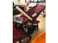 Quinny buzz stroller/ pushchair quick sale