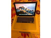 Apple macbook pro 13 2011 i5 500gb ssd 16gb ram with charger