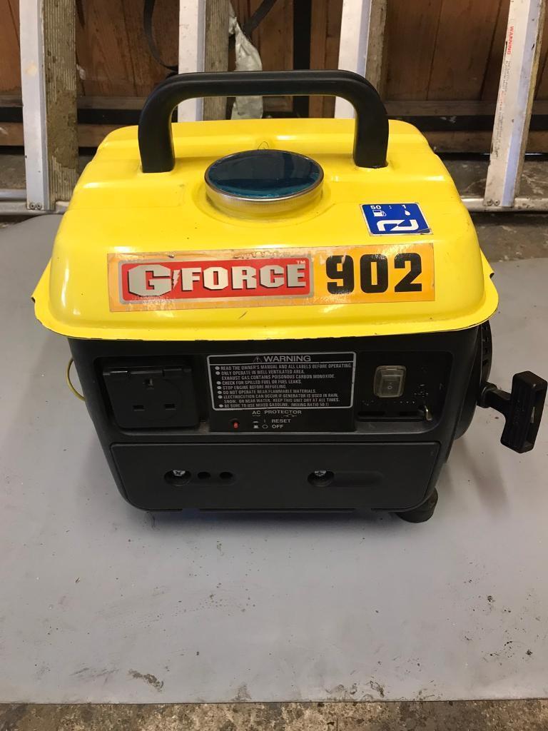 G Force 230v Generator