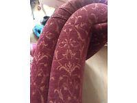 Beautiful three seater Laura Ashley Sofa