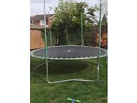 10foot plum trampoline