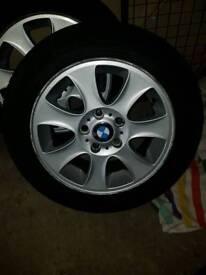 16 inch bmw alloys
