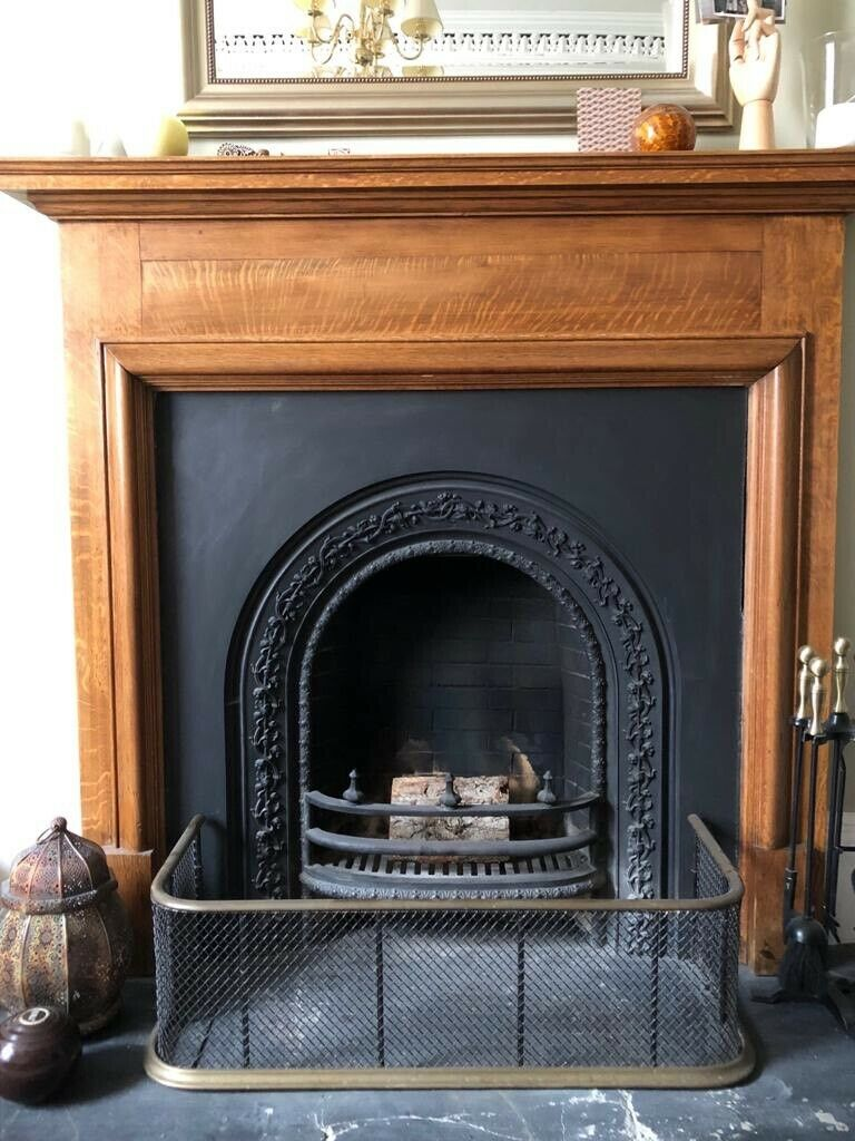 Pleasant Antique Fireplace Fender In Meadows Edinburgh Gumtree Download Free Architecture Designs Scobabritishbridgeorg