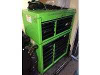 Snap On Tool box - top and bottom - in new condition - £1800 Ono