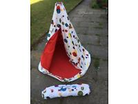 Children's Play Tipi / Teepee / Tent from Habitat