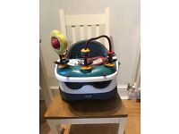 Snuz Pod, Changing Unit and Universal Highchair