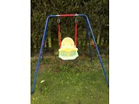 used baby swings