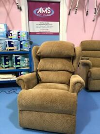 Sherborne Riser Recliner / Rise Recline / Lift Up Electric Armchair / Seat
