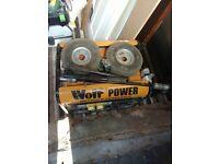 Wolf petrol generator WP3500LR 110v 240v