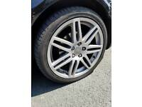 Audi A3 8P Black Edition Alloy Wheels