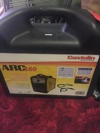 CASTOLIN ARC160 WELDER, BRAND NEW NEVER USED