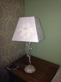 Table lamps x2.. Laura Ashley