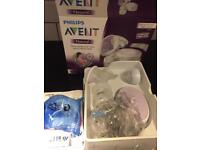 Brand new Philips Advent electric breast pump
