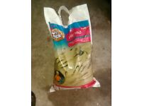FREE Play sand. 10kg Unopened