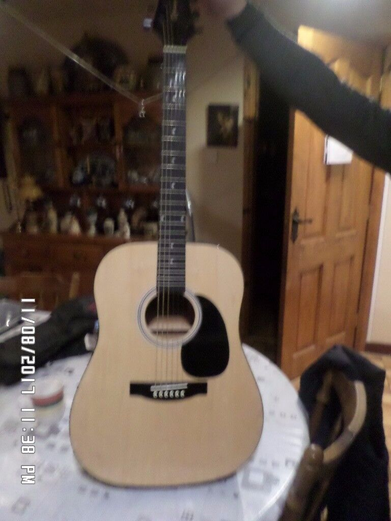 Copeland hand made Acoustic Guitar model sw 2 0 3 n