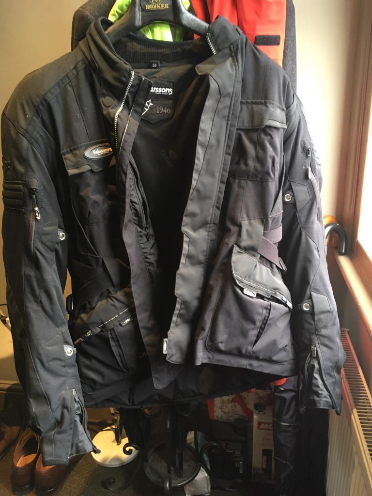 Halvarssons prime jacket and prince pants
