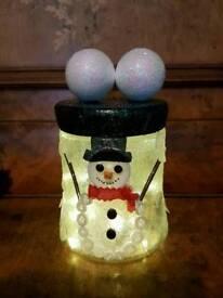 Light up jars/bottles start from £5