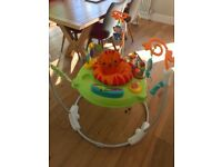 Fisher Price Jumperoo like new