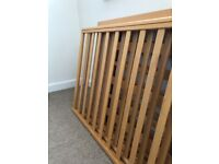Cot and Mattress in Great Condition!