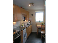 Fully furnished 2 bedroom first floor flat close to excellent local amenities.