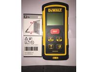 lazor measuring dewalt DW03050