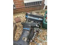 Mercury 50hp gearbox